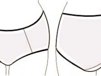 Panties Pattern #DL21