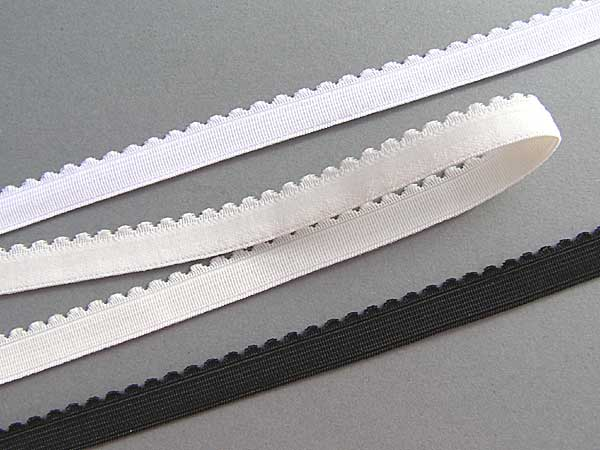Elastic silicon strip