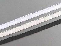 Plush Elastic, width 11-12mm (1/2″)