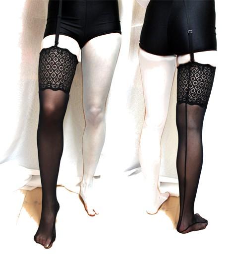 seam stockings