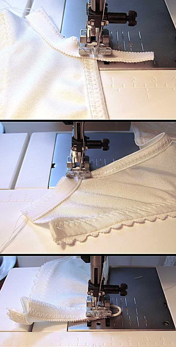 sewing bra DL05 step10